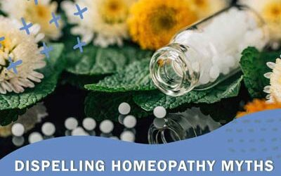 Give Arnica A chance – Dispelling Homeopathy Myths