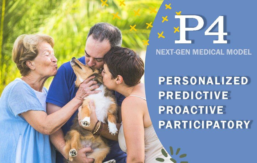 Vitality and balance, veterinary care, healthy pet, homeopathy, P4