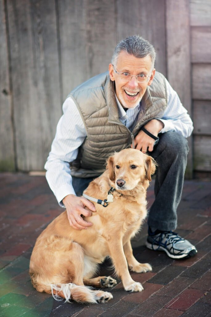 Dr. Jeff Feinman, holistic veterinarian, holistic actions, pet care